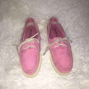 Sperry's Punk Top Sider shoes